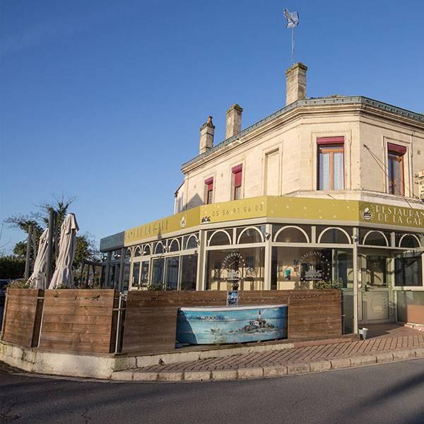 Le Restaurant de la Gare - Latresne